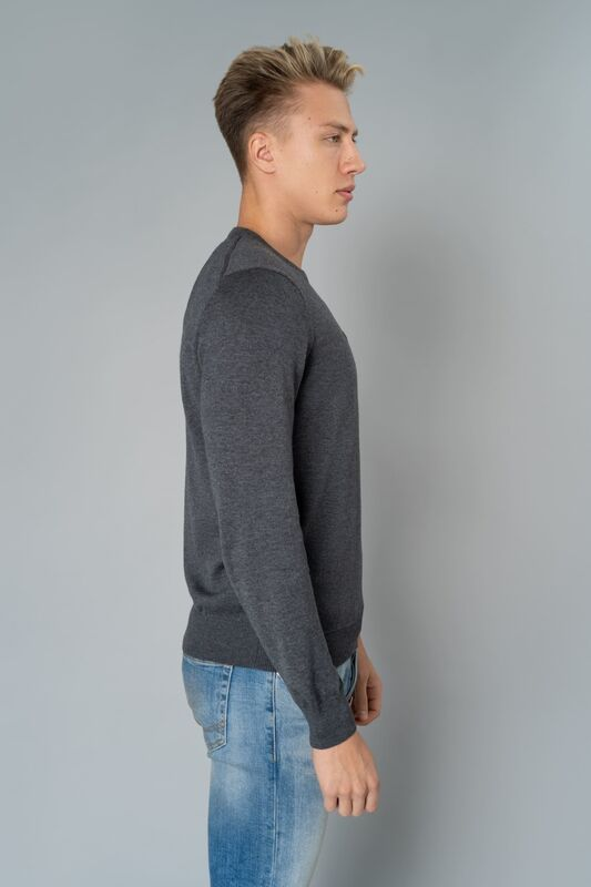 Кофта, рубашка, футболка мужская Etelier Джемпер мужской tony montana T1001 - фото 2