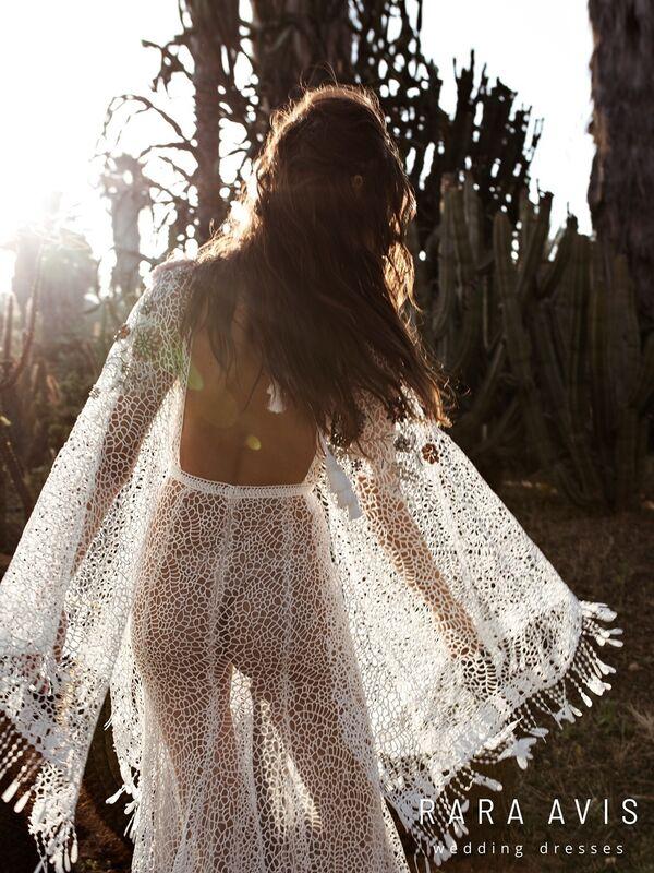 Свадебный салон Rara Avis Платье свадебное,  Wild Soul Freida - фото 5