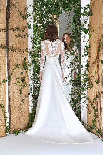 Свадебный салон Papilio Свадебное платье «Wonderland» #1809-L Георгин - фото 2