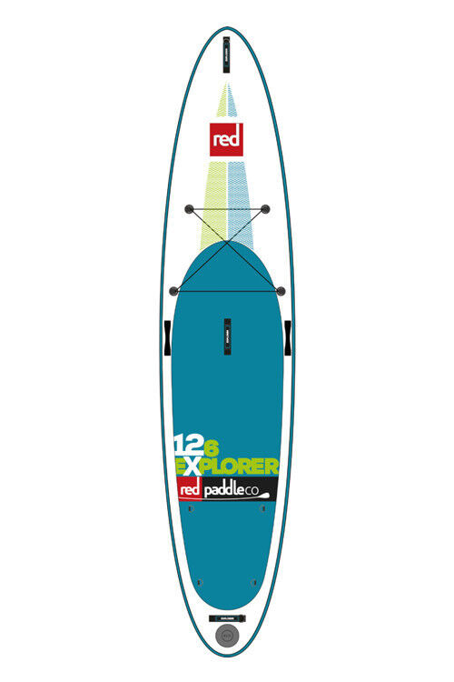 Летний товар RED PADDLE Доска EXPLORER 12'6″ - фото 2