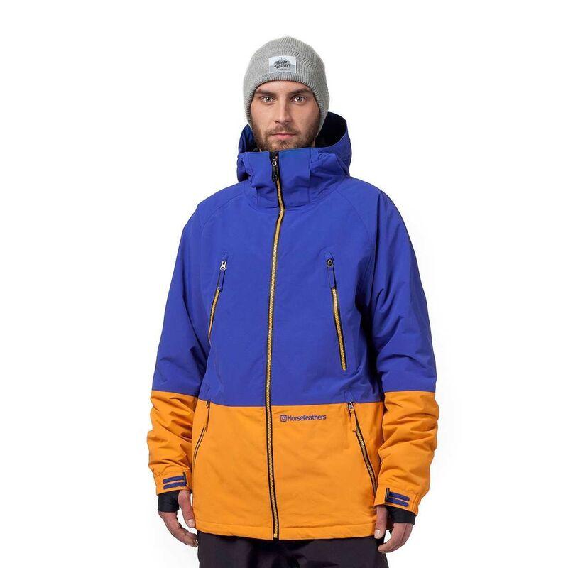 Спортивная одежда Horsefeathers Сноубордическая куртка Patrol 2-Tone 1516  синий - фото 1 dd4f81de4f6