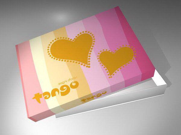 Подарок Tango Двухстороннее сатиновое белье с простыней на резинке  JT35 - фото 2