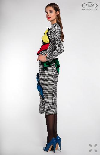 Платье женское Pintel™ Платье Liris - фото 4