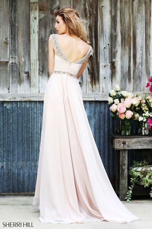 Вечернее платье Sherri Hill Вечернее платье 32220-1 - фото 7