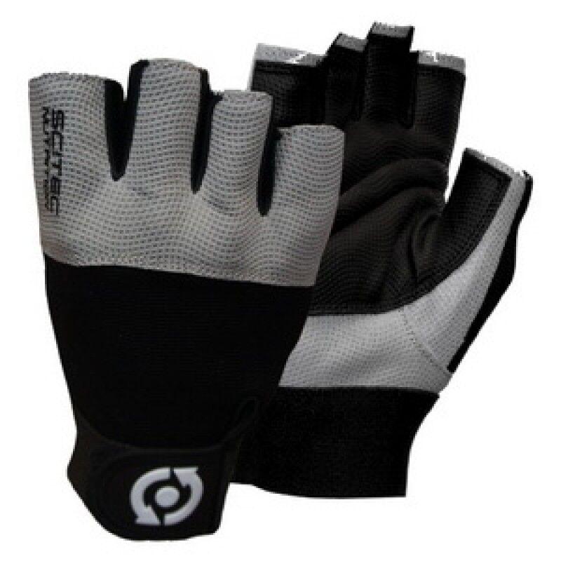 Спортивная одежда Scitec Nutrition Перчатки Grey Style 1359 - фото 1