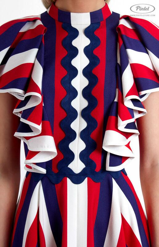 Платье женское Pintel™ Приталенное платье Micheline - фото 5