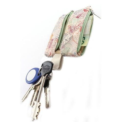 Кошелек, визитница, чехол Galanteya Футляр для ключей 24518 - фото 1