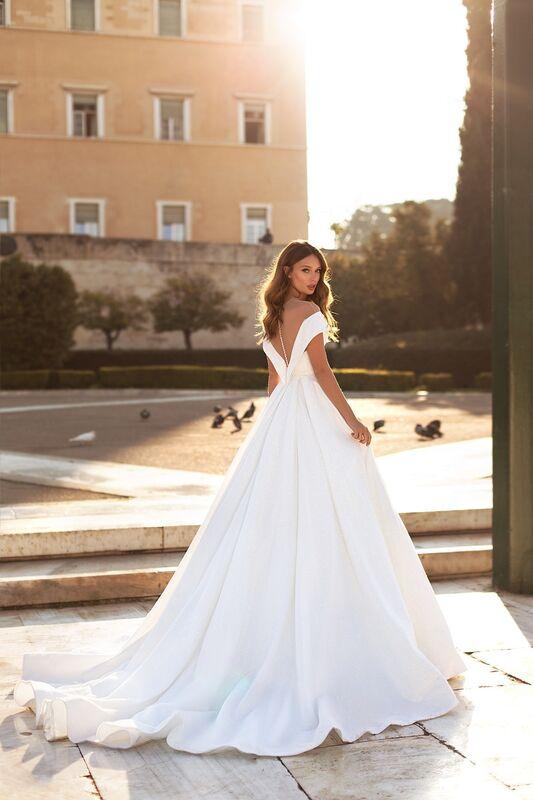 """Свадебный салон ALIZA свадебное платье """"Eftallye"""" - фото 4"""