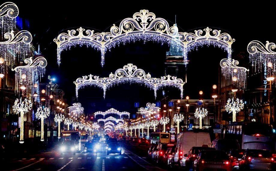 Туристическое агентство VIP TOURS ⛄Новый год в Петербурге!!! ⛄ - фото 1