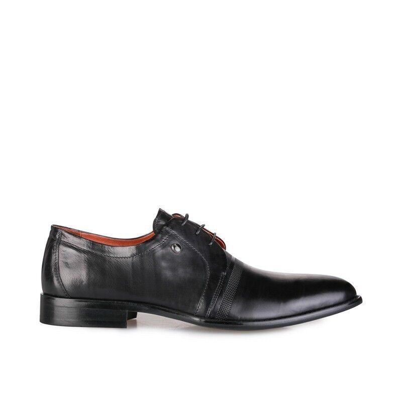 Обувь мужская BASCONI Полуботинки мужские 3A9702-G - фото 1