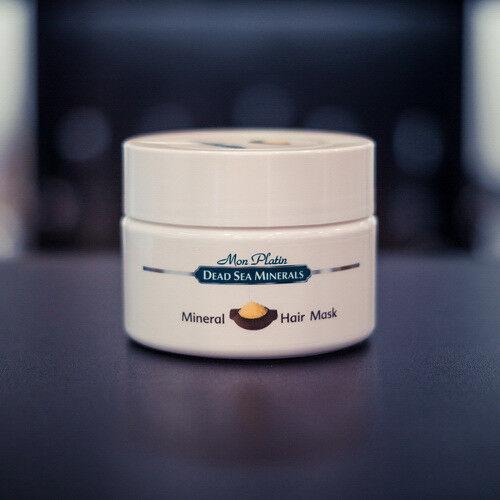 Уход за волосами Mon Platin Маска для волос с минералами 250 мл - фото 1