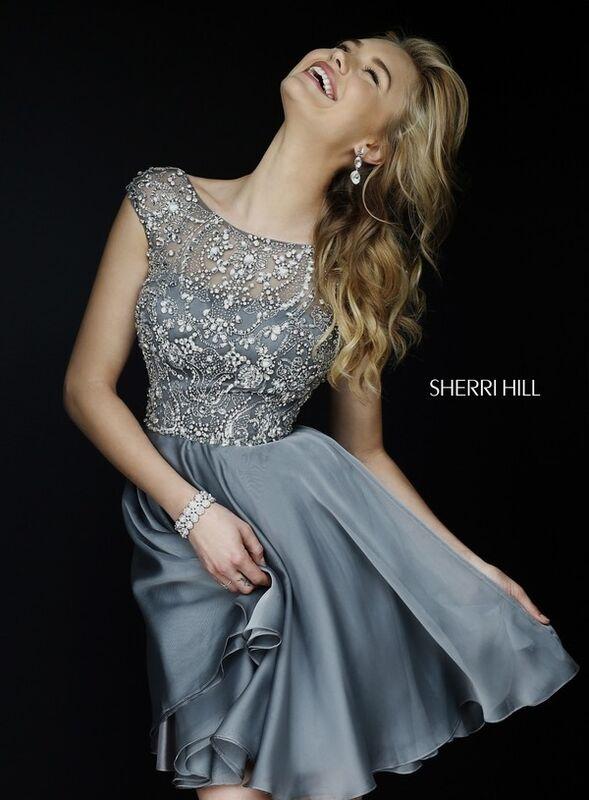 Вечернее платье Sherri Hill Платье вечернее 32320 - фото 3