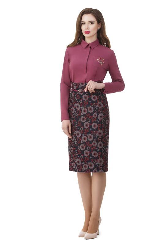 Кофта, блузка, футболка женская Elema Блузка женская Т-7337 - фото 1