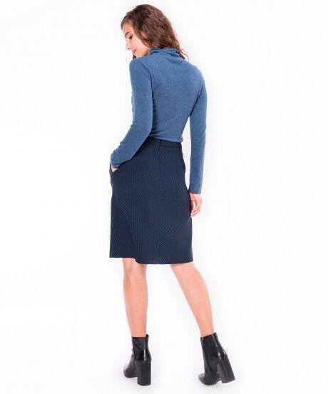 Кофта, блузка, футболка женская SAVAGE Джемпер женский арт. 910782 - фото 4