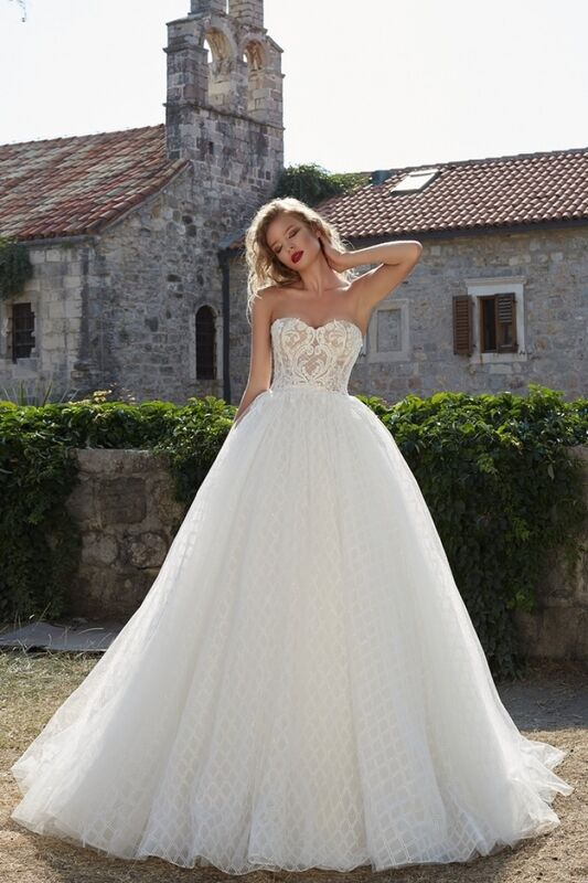 Свадебное платье напрокат Armonia Свадебное платье Tinker Bell - фото 1