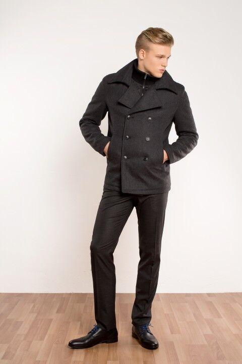 Верхняя одежда мужская Monton Пальто мужское 808210133 - фото 4