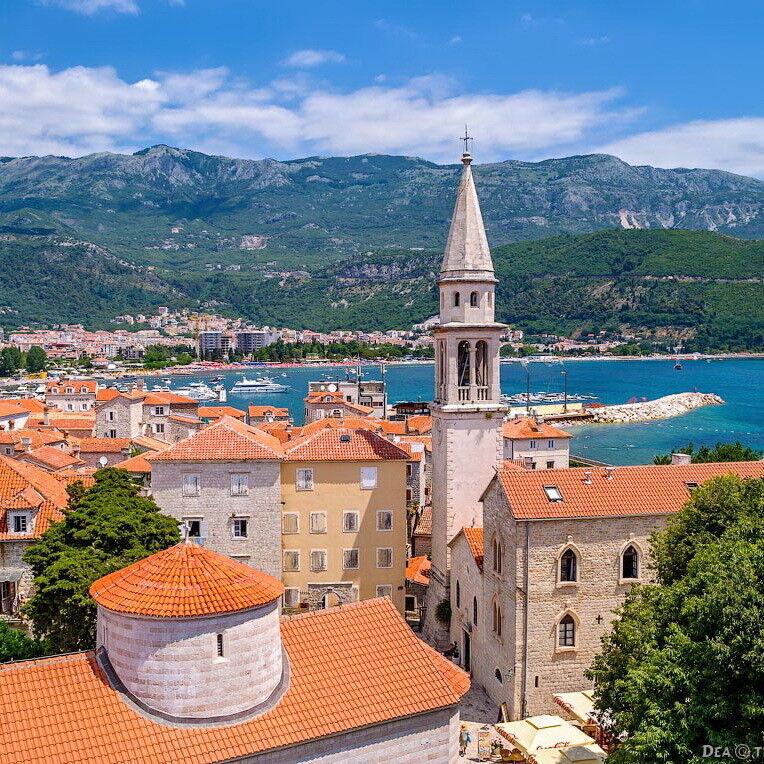 Туристическое агентство ИрЭндТур Автобусный экскурсионный тур с отдыхом на море в Черногории - фото 1