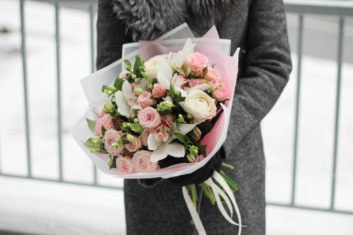 Магазин цветов Cvetok.by Букет «Триумф» - фото 2