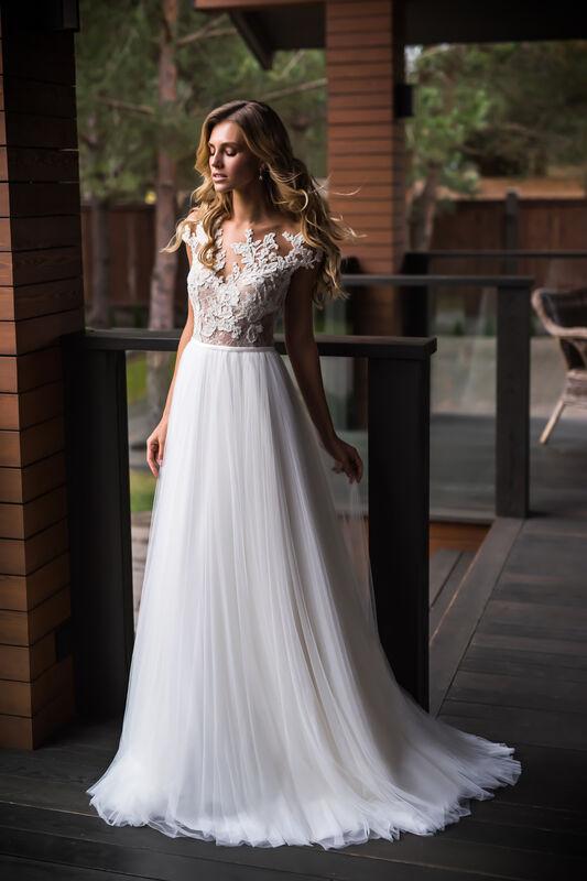 Свадебный салон Florence Свадебное платье Adore - фото 2