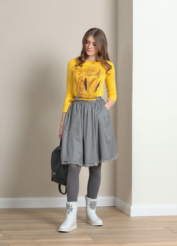 Кофта, блузка, футболка женская Burvin Блузка женская 5714 - фото 1