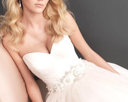 Свадебное платье напрокат Allure Bridals Платье свадебное 2607 - фото 4