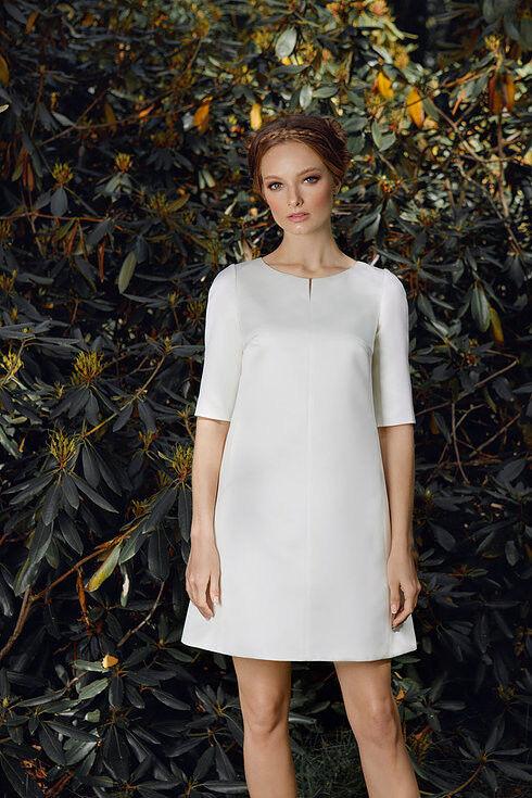 Свадебное платье напрокат Edelweis Платье свадебное «Fani» - фото 1