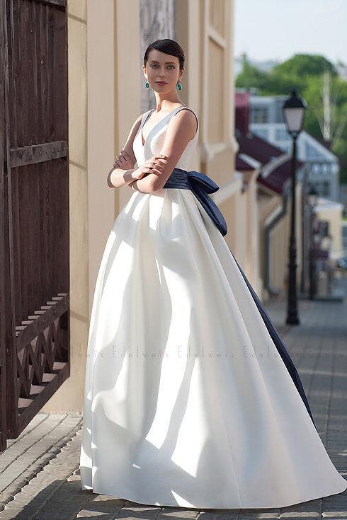 Свадебное платье напрокат Edelweis Платье свадебное «Sidney» - фото 1