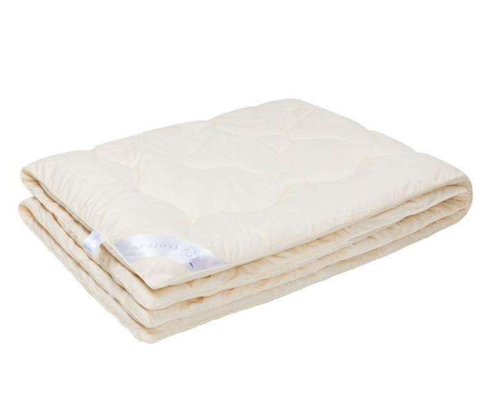 Подарок Ecotex Кашемировое одеяло Royal в сатине - жаккарде ОКШ2 - фото 1