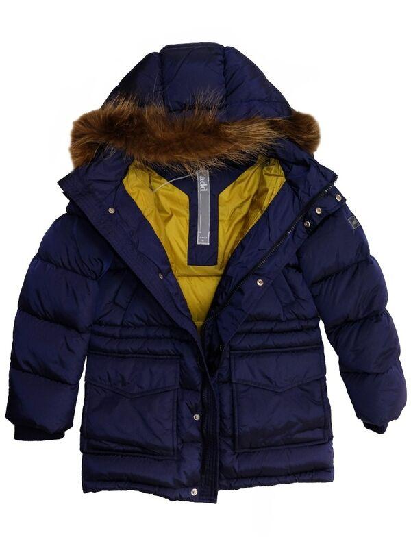 Верхняя одежда детская ADD Куртка для мальчика IAB003-0 - фото 2