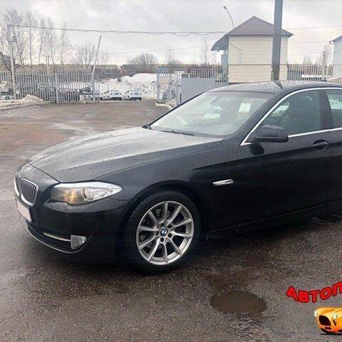 Прокат авто BMW 5 series F10 2010г. - фото 1
