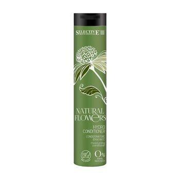 Уход за волосами Selective Аква-кондиционер для волос Natural Flowers, 250 мл - фото 1