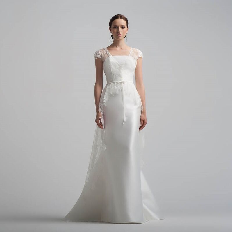 Свадебное платье напрокат Edelweis Платье «Baccara» - фото 1