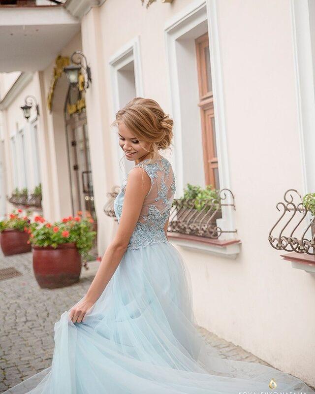 Вечернее платье Shkafpodrugi Роскошное платье - фото 4