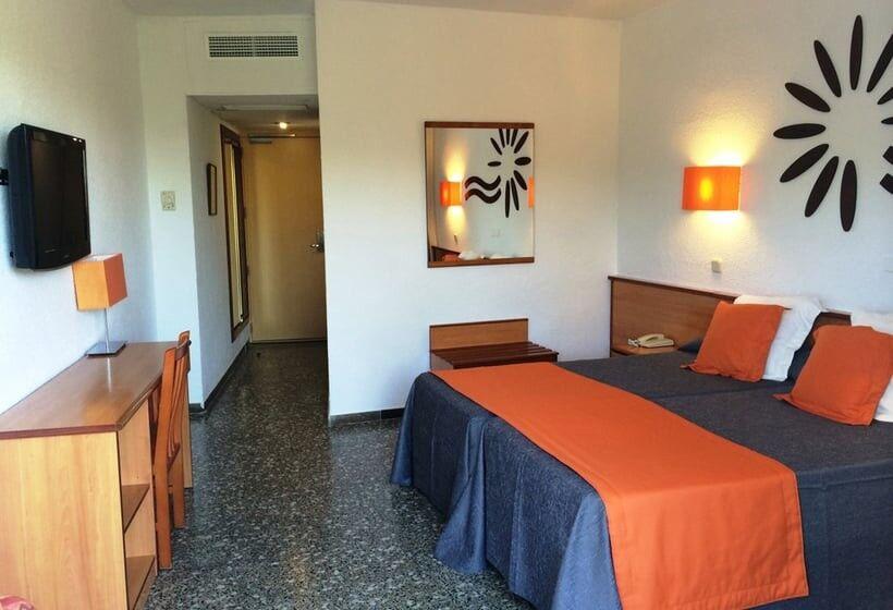 Туристическое агентство Санни Дэйс Пляжный авиатур в Испанию, Коста Дорада, Hotel Cala Font 4* - фото 8