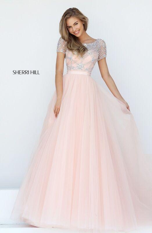 Свадебное платье напрокат Sherri Hill Платье свадебное 50710 - фото 5