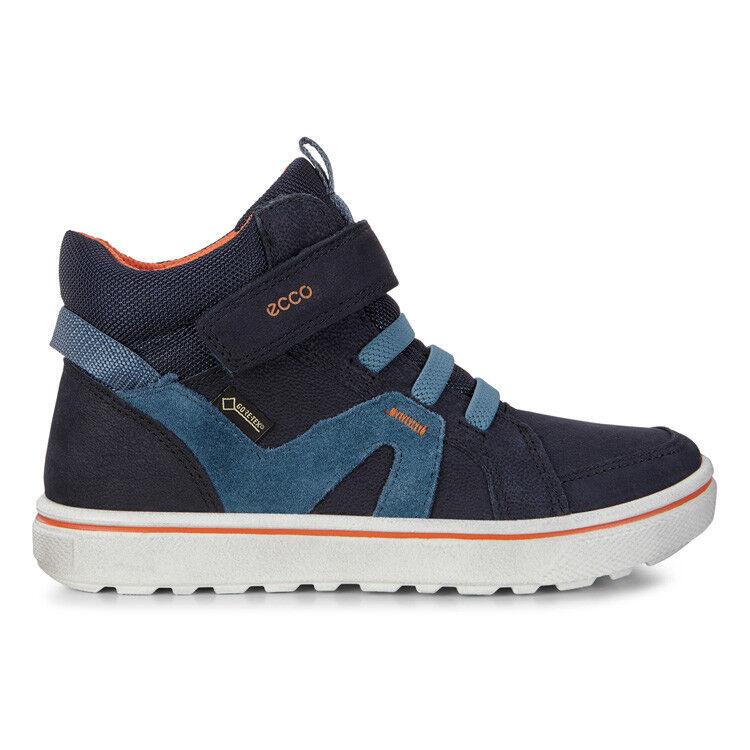 Обувь детская ECCO Кеды детские GLYDER 736152/01303 - фото 3