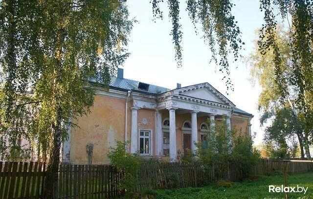 Достопримечательность Дворец Друцких-Любецких Фото - фото 5