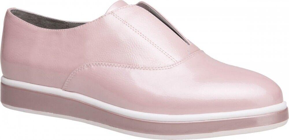 Обувь женская Ekonika Полуботинки женские 1049-09 pink - фото 1