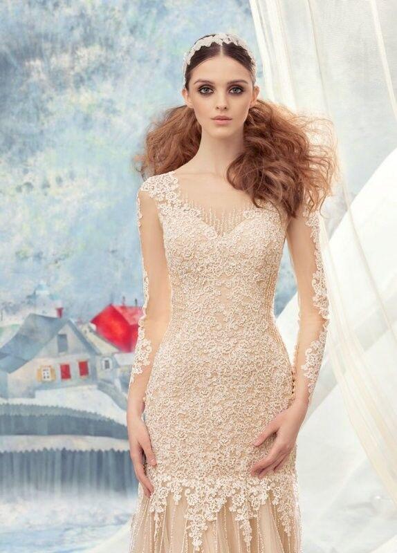 Свадебный салон Papilio Свадебное платье «Квезаль» 1704L - фото 1