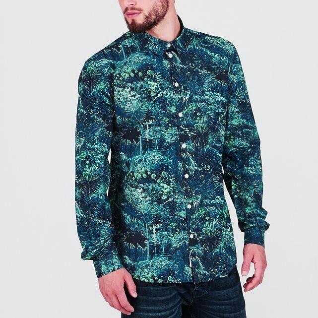 Кофта, рубашка, футболка мужская Minimum Рубашка 125120266 - фото 1
