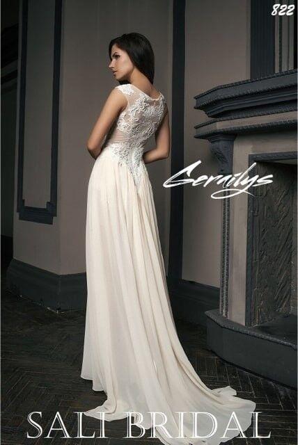 Свадебный салон Sali Bridal Свадебное платье 822 - фото 3