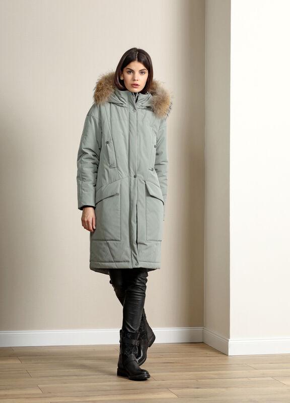 Верхняя одежда женская Burvin Пальто женское 5778 - фото 1