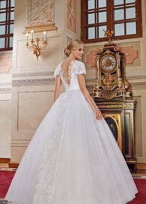 Свадебный салон Robe Blanche Платье свадебное «Желанность» - фото 2