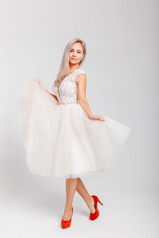 Вечернее платье ALIZA Вечернее платье Lina - фото 1