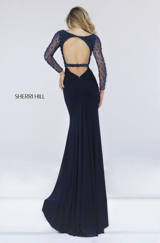 Вечернее платье Sherri Hill Вечернее платье 50060 - фото 2