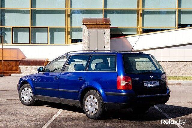 Аренда авто Volkswagen Passat 2003 г.в. - фото 2