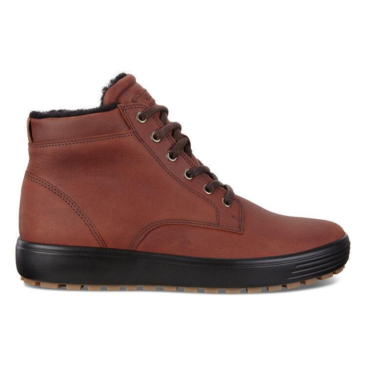 Обувь мужская ECCO Кеды высокие SOFT 7 TRED 450194/01053 - фото 3