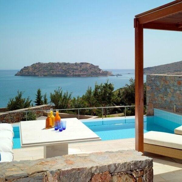 Туристическое агентство Оригинальный тур Пляжный авиатур в Грецию, Blue Palace a Luxury Collection Resort & SPA 5* - фото 1
