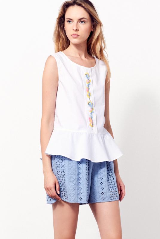 Кофта, блузка, футболка женская Sfizio Топ 4216-7707 - фото 1