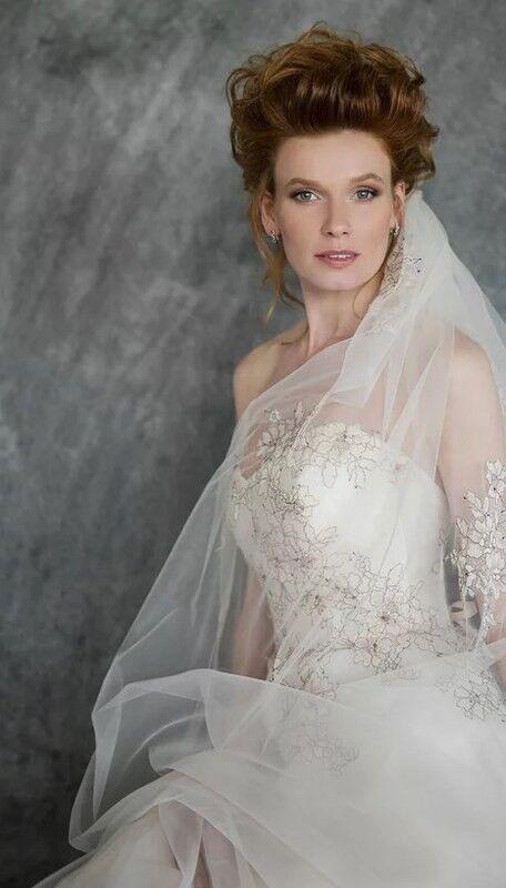 Свадебное платье напрокат Edelweis Платье свадебное «Nocturne» - фото 4
